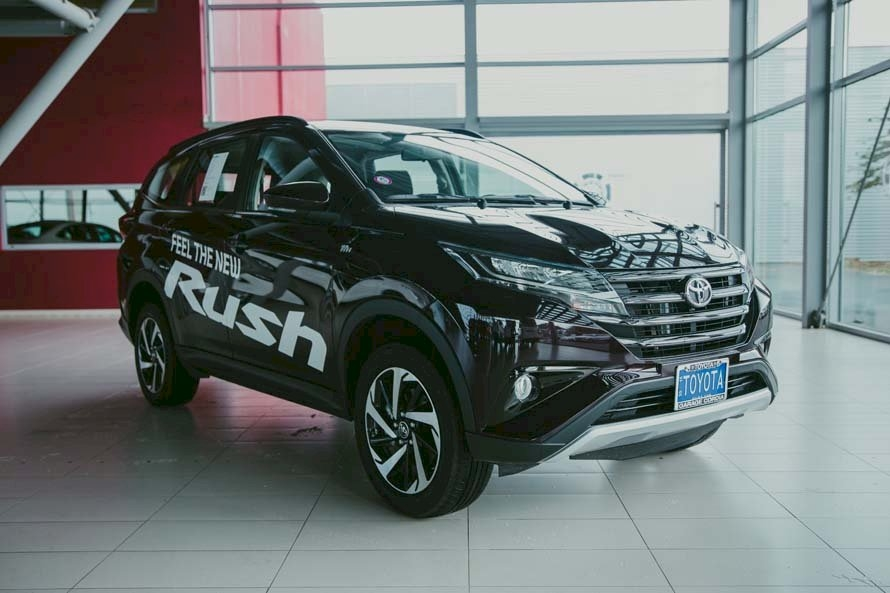 Toyota Rush JT