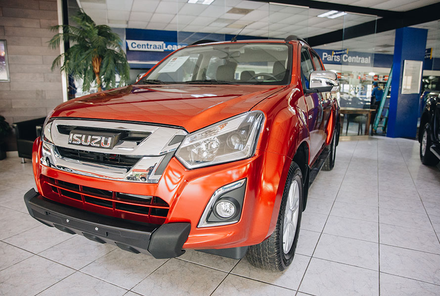 Isuzu D-Max Double Cab 4x4 Limited
