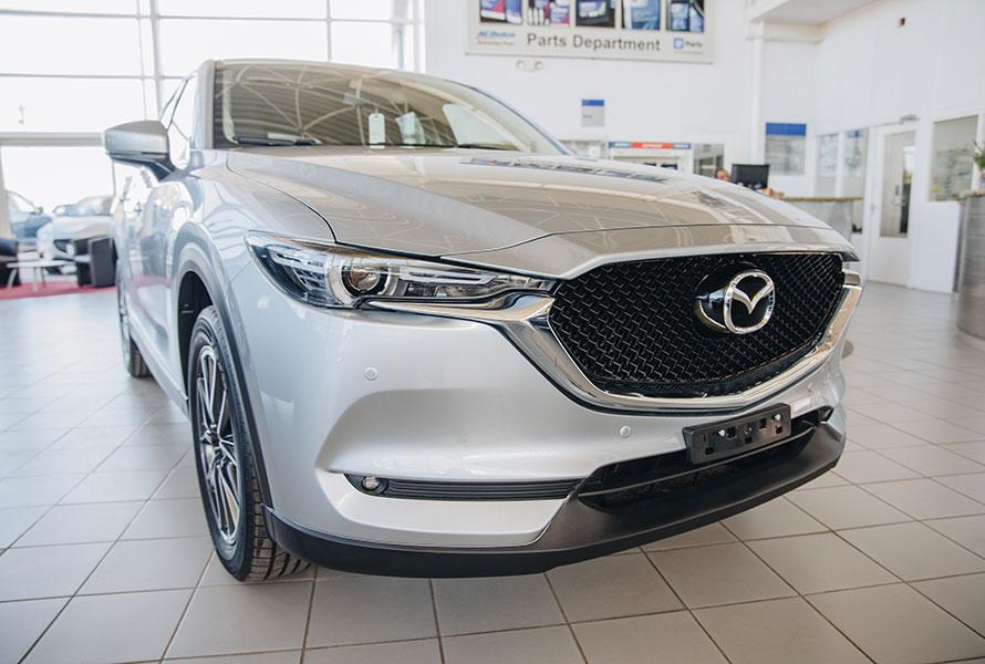 Mazda CX-5 HI Grade