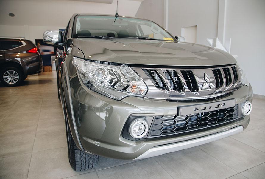 Mitsubishi L200 Sportero GLS