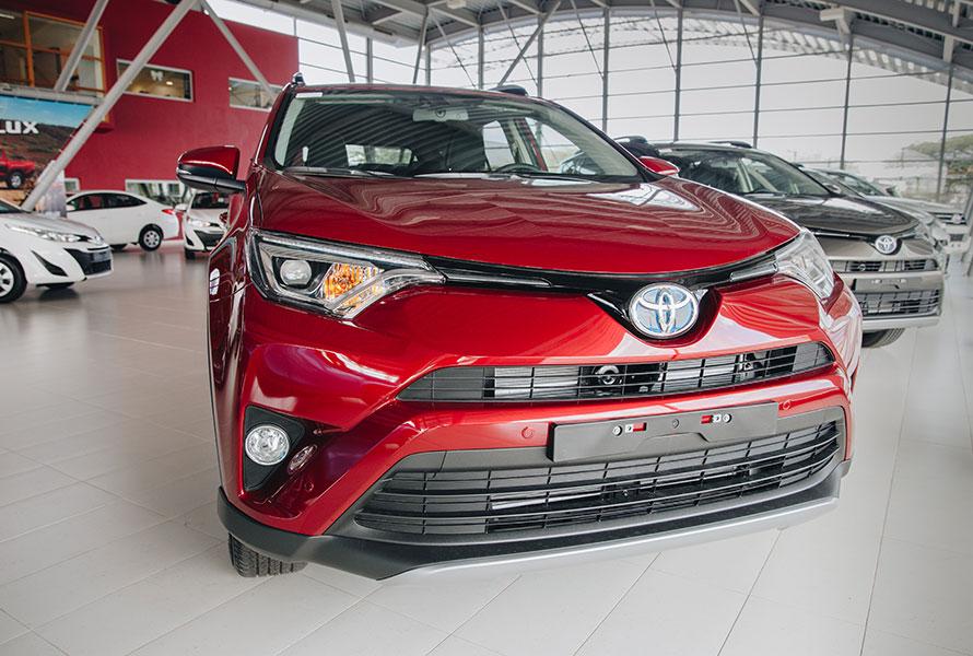 Toyota RAV4 Hybrid SE