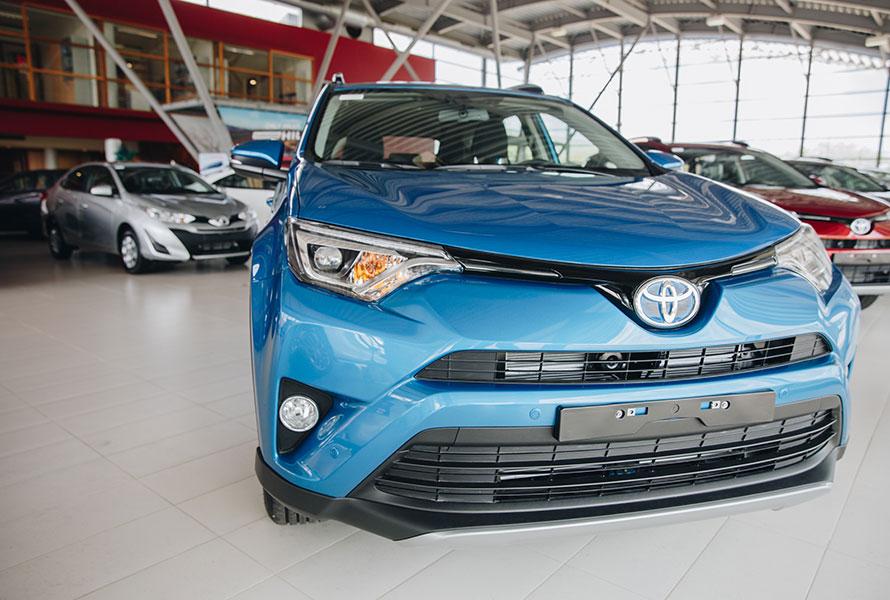 Toyota RAV4 Hybrid XLE