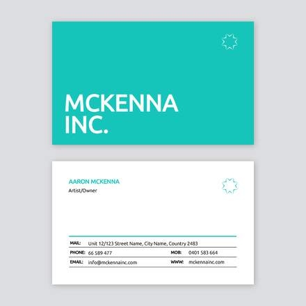 Table layout business card reheart Image collections