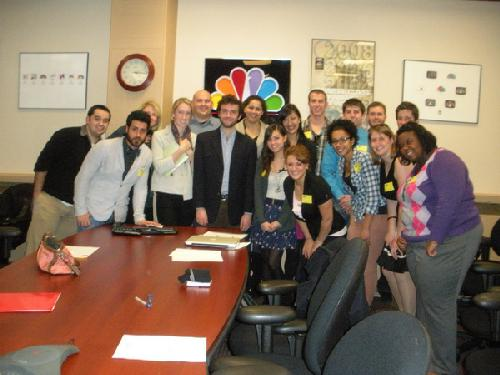 AU TV Studio class explores D.C. talent in NBC Web series