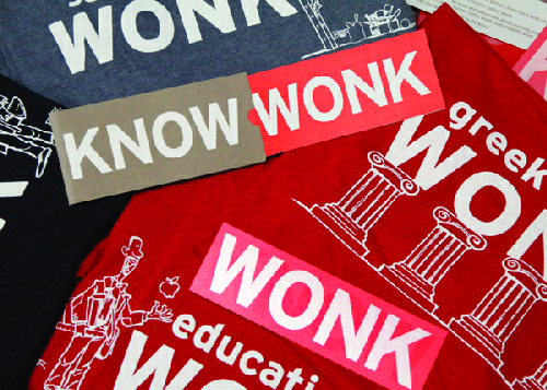WONK continues to craft AU identity one year later