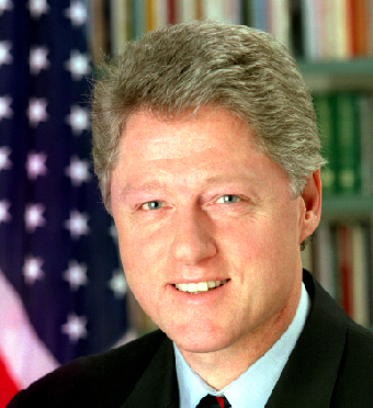 President Bill Clinton to speak at AU on Friday