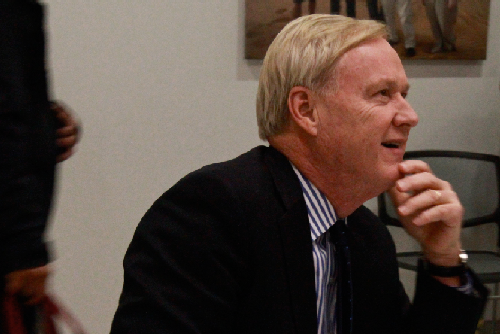 Chris Matthews discusses President Kennedy at AU