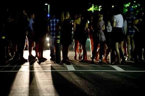 Fraternity activities on hold due to party violations