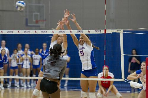 Volleyball enters PL Tournament on a roll