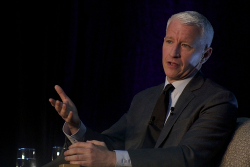 AU responds to Anderson Cooper's 'wonk' blunder