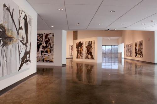 Tsibi Geva gallery opens at Katzen Museum