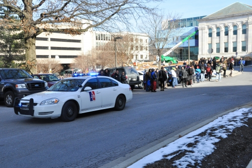 Southside residence halls reopen