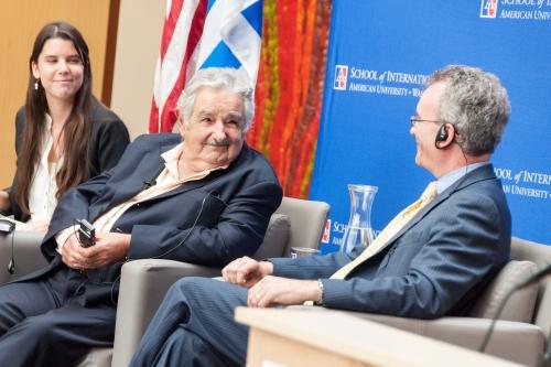 Uruguayan President José Mujica visits AU