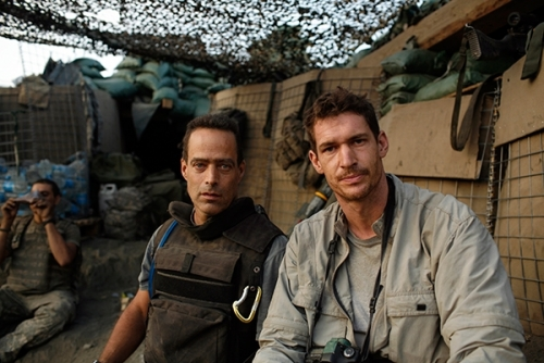 "Q&A: Sebastian Junger, director of ""Korengal"""