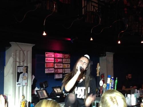 MØ & HOLYCHILD set off alt-pop antics at 9:30 Club