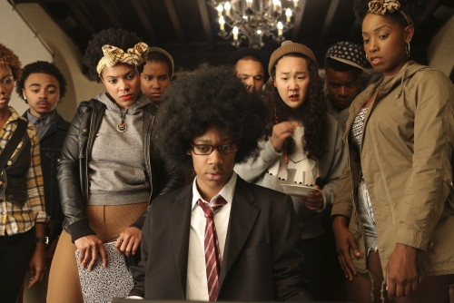 """Q&A: Justin Simien, writer-director of """"Dear White People"""""""