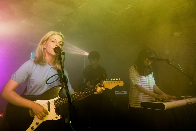 Concert Preview: Alvvays drifting to DC9 on Nov. 11