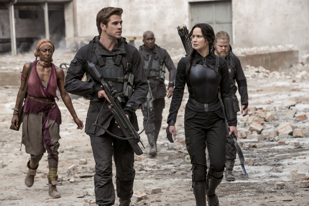 Movie Review: The Hunger Games: Mockingjay, Part 1