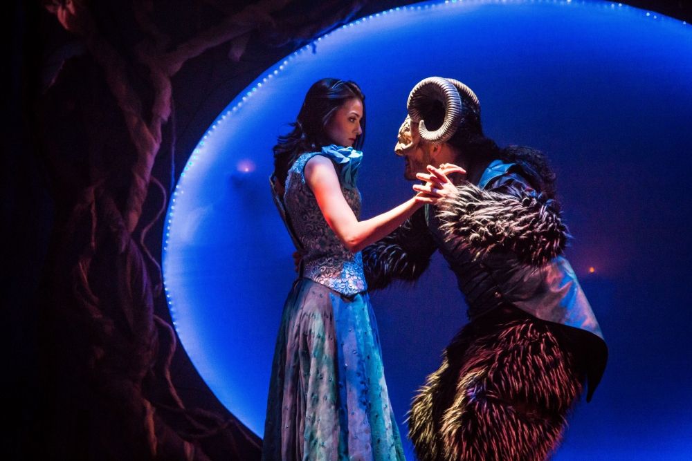 "Theater Review: Synetic Theater welcomes ""Beauty and the Beast"" with a twist"