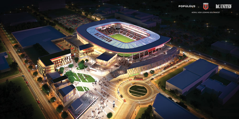 DC Council unanimously approves deal for DC United stadium