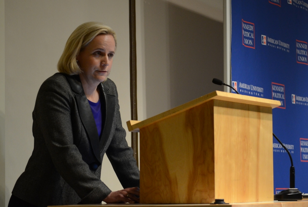 At KPU event, Mary Cheney said challenges lie ahead for GOP