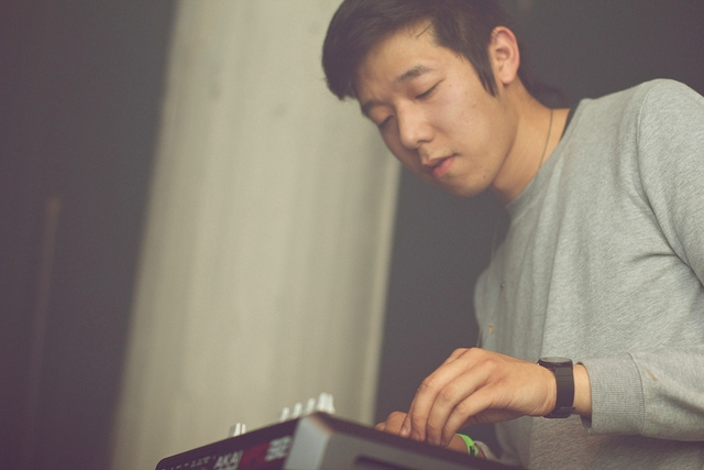 Concert Review: Giraffage ignites the grooves at U Hall