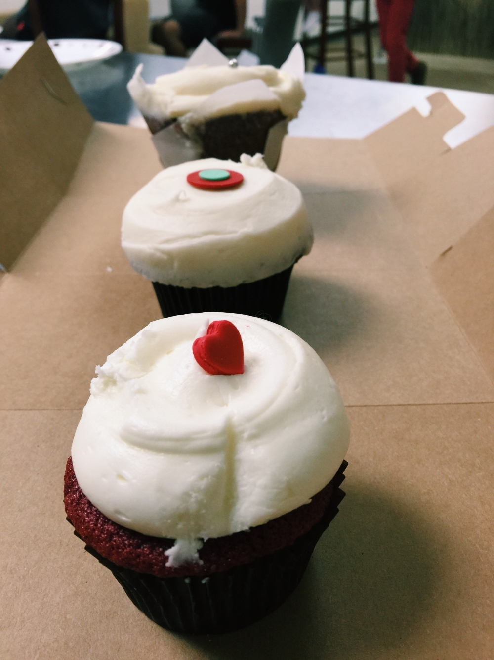 Red Velvet Ranking: Georgetown's best cupcakes
