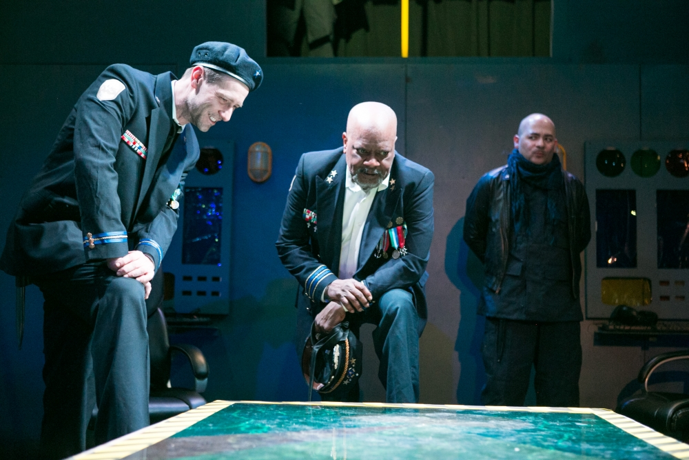 "Theater Review: ""Othello"" in the 21st century at WSC Avant Bard"