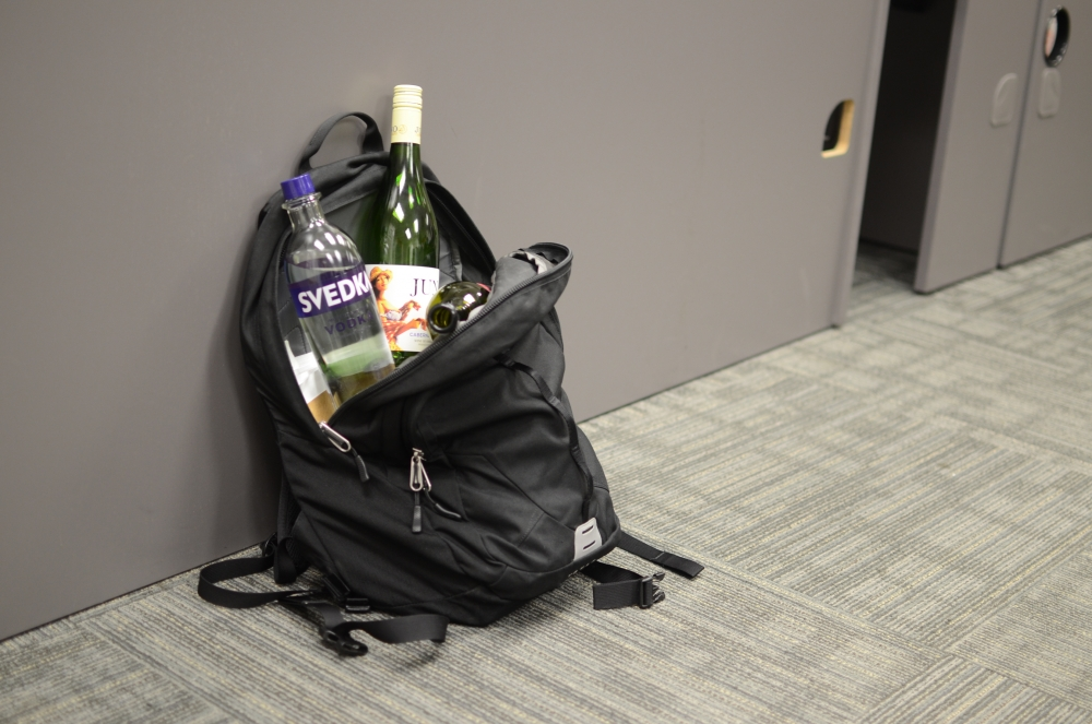 Administration may re-examine campus alcohol policy