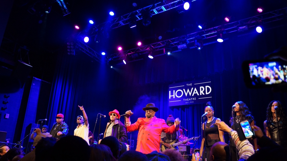 Concert Review: George Clinton and the Parliament Funkadelic throw concert party