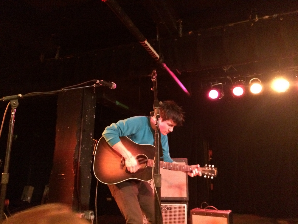 Concert Review: The Dodos bring layered sounds to Black Cat's intimate stage