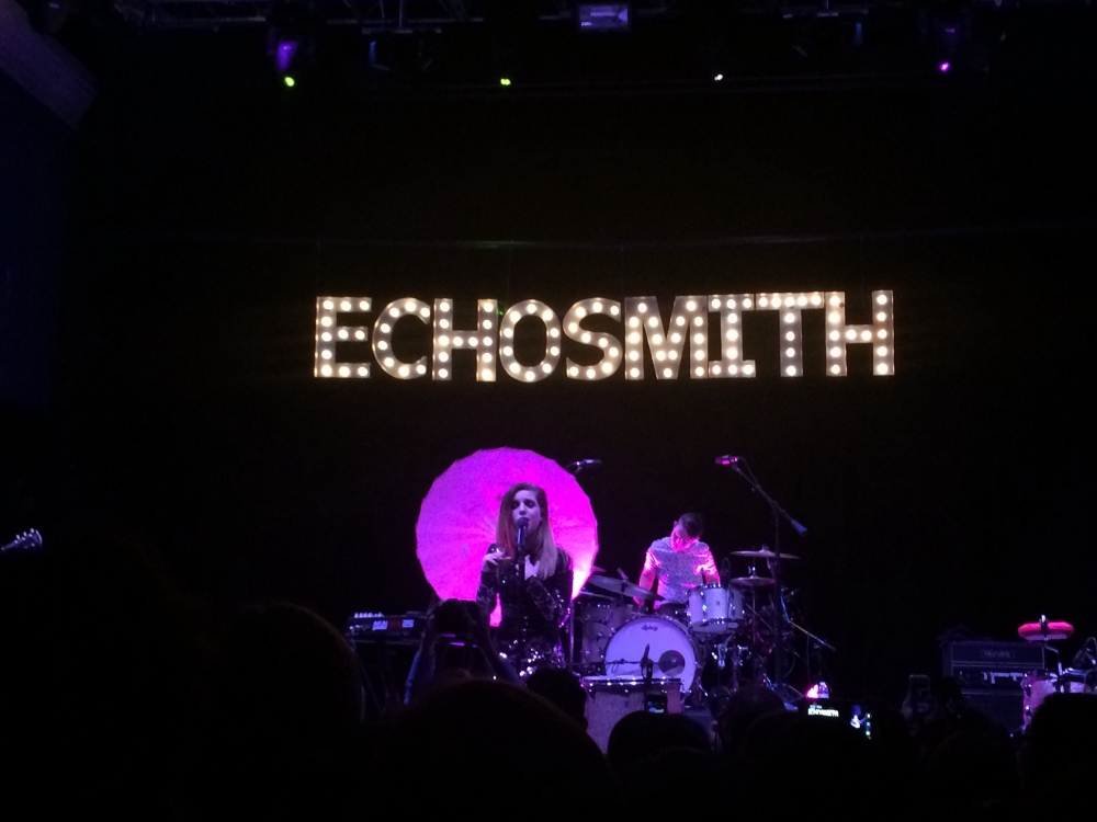 Concert Review: Echosmith and The Colourist stellar at 9:30 Club