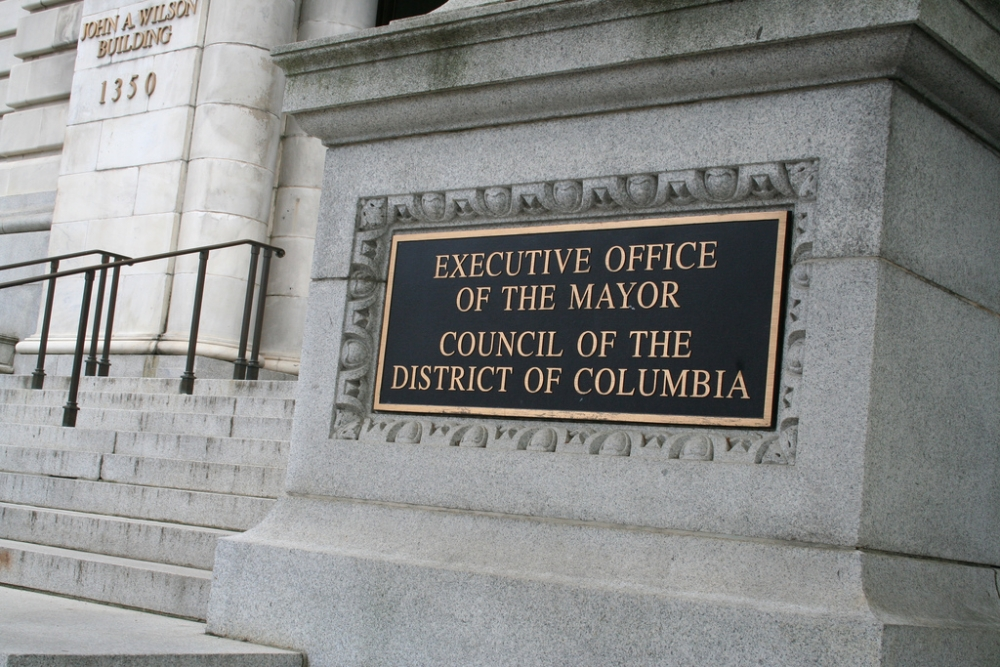 Get to know D.C. Government: Executive Office of the Mayor - The Eagle