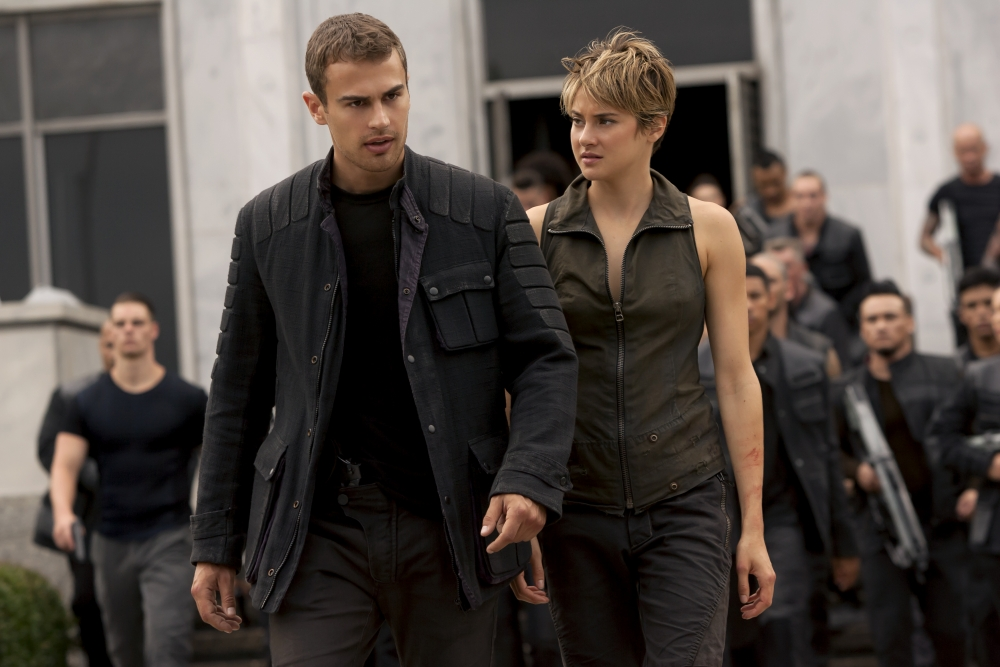 """Movie Review: """"Insurgent"""""""