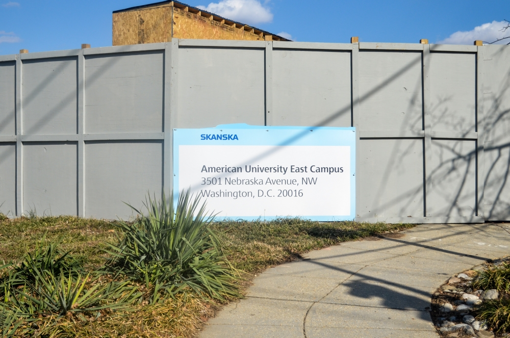 ANC supports proposal to allow longer construction days on East Campus