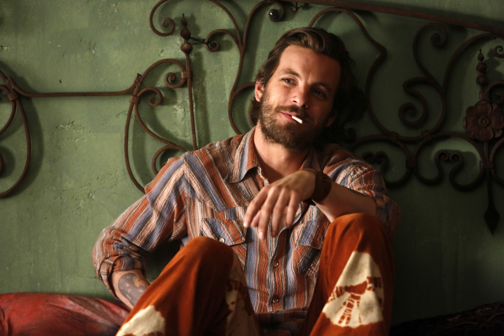 """Q&A: Gethin Anthony from NBC's new show """"Aquarius"""""""