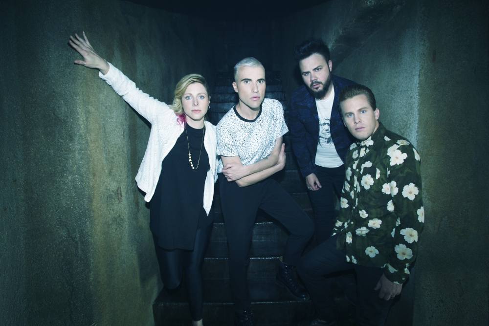 Concert Preview: Neon Trees to serenade fans at intimate 9:30 Club concert