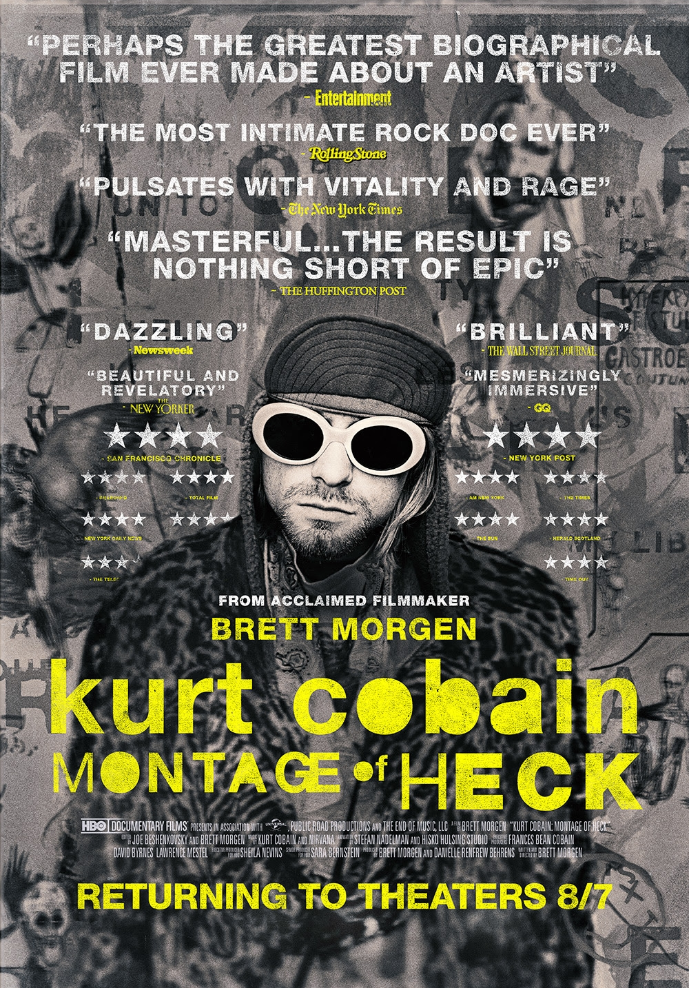 "Movie Review: ""Montage of Heck"""
