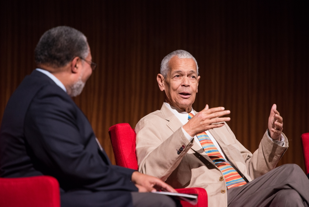AU professor and civil rights activist Julian Bond dies at 75