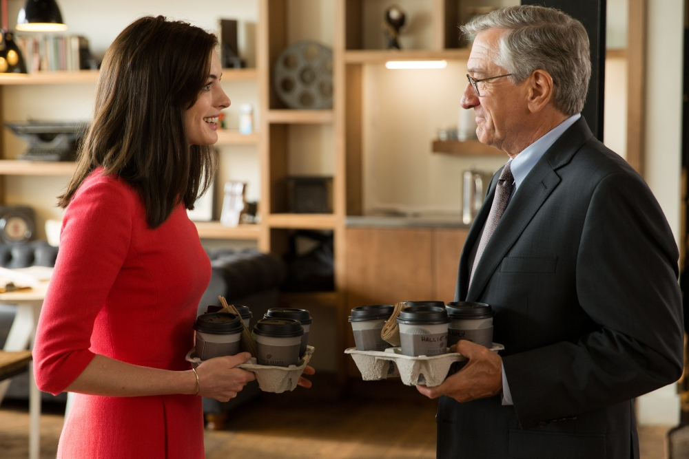 "Movie Review: ""The Intern"""