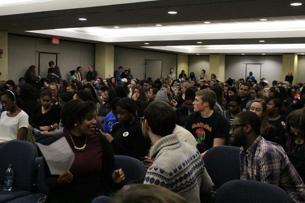 #BlackLivesMatter founder speaks at AU