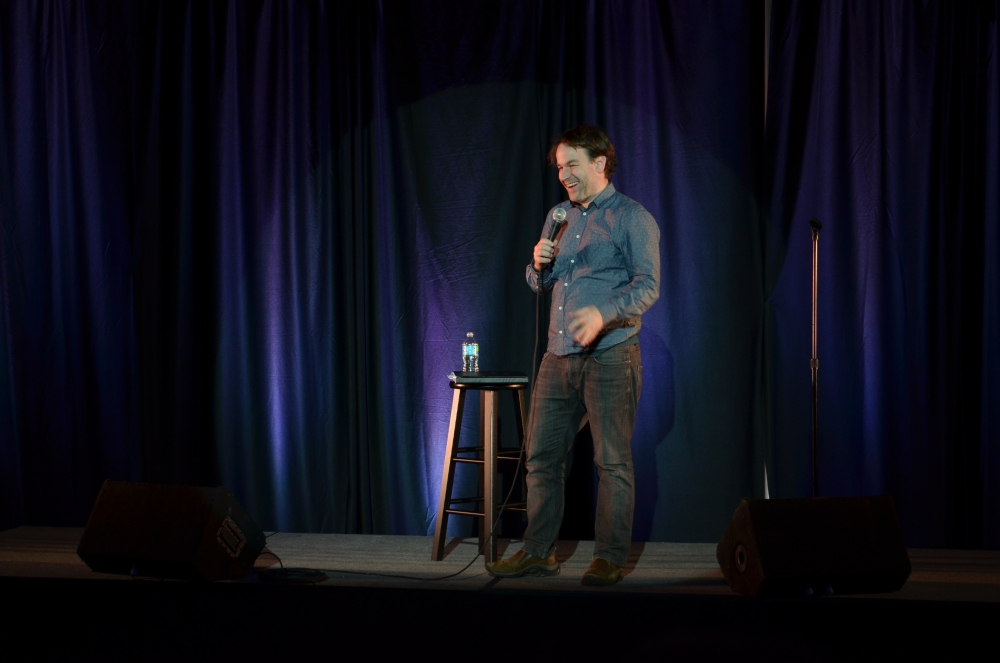 SUB's spring comedy show brings comedians Mike Birbiglia and Vanessa Bayer