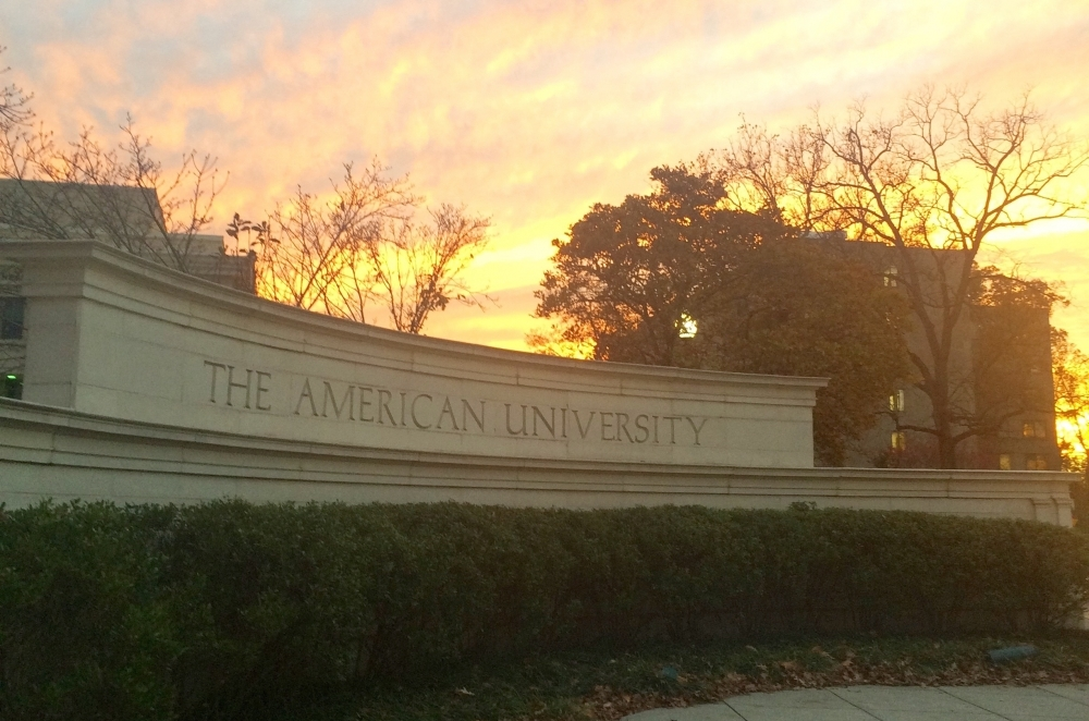 AU student files federal Title IX complaint against AU