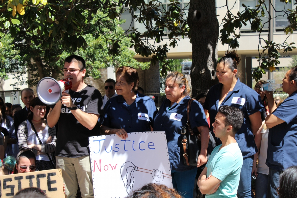 Justice for AU Workers Coalition aims to expand advocacy