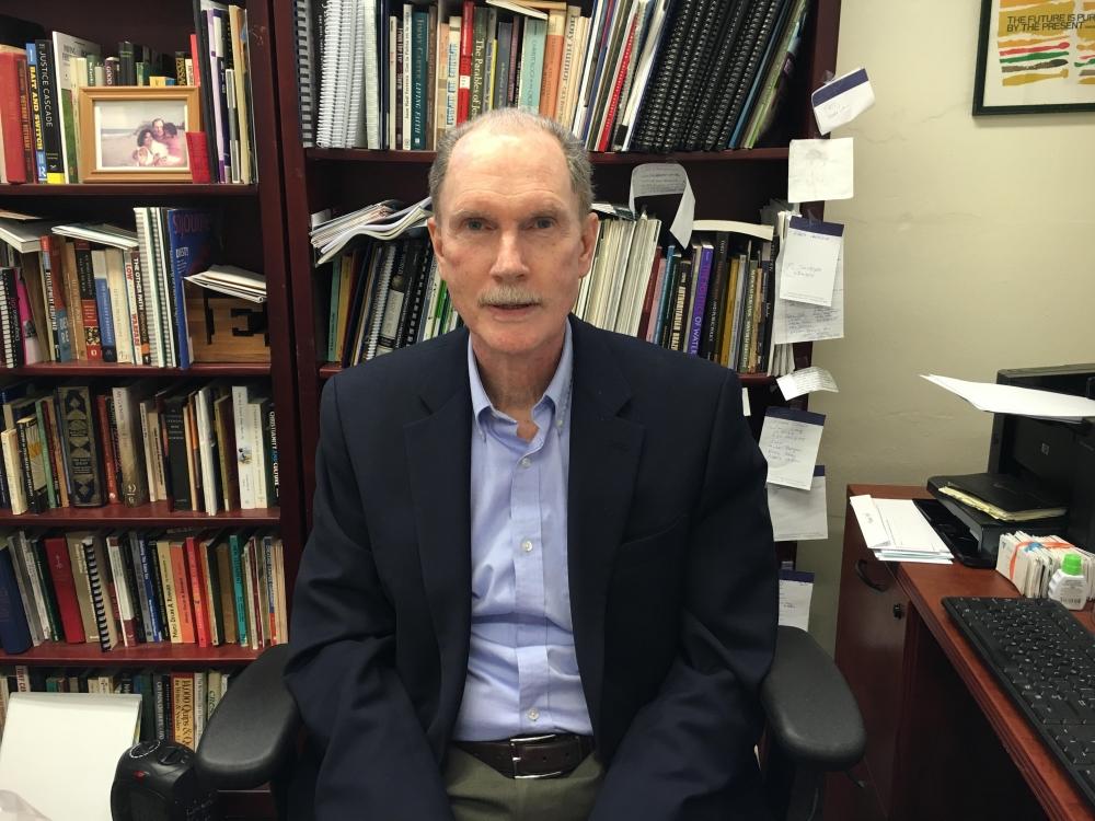 University Chaplain Joe Eldridge looks back at 19 years at AU