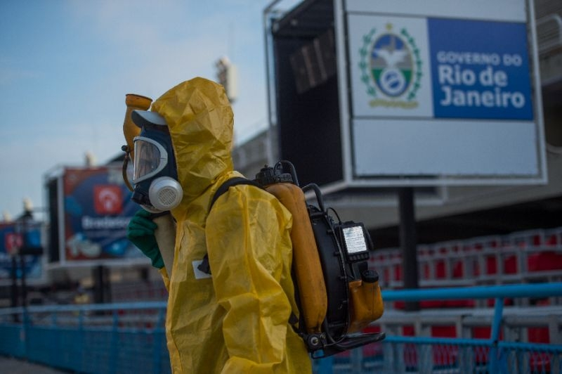 Why the Zika virus poses little risk to Olympic attendees