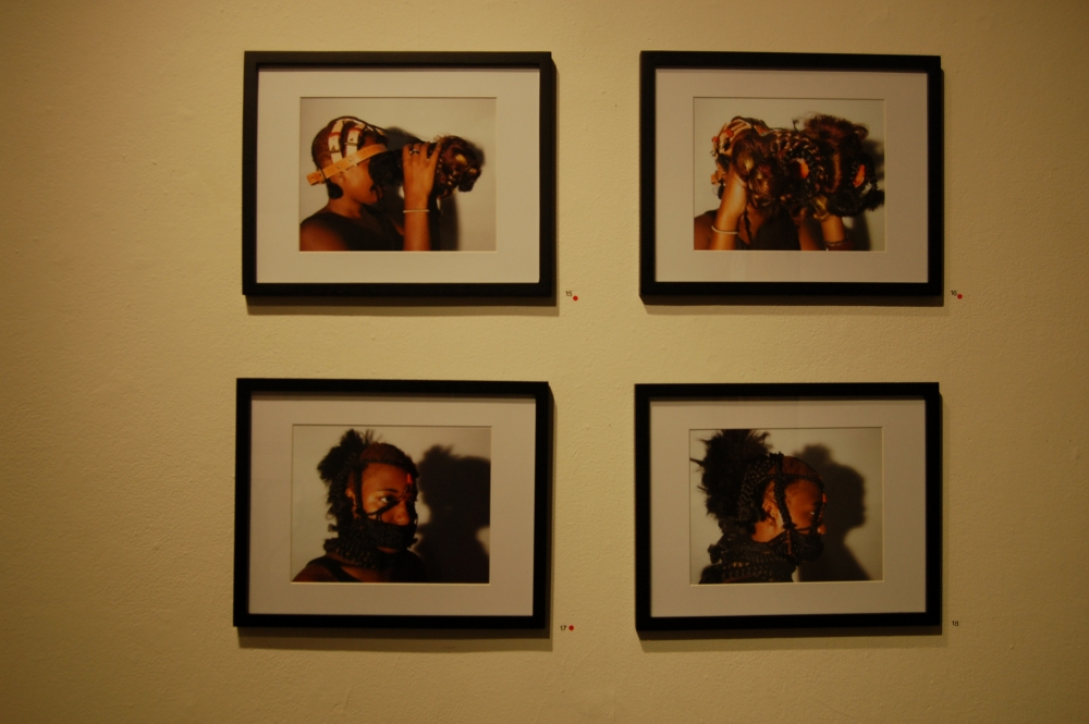 "Review: Art exhibit ""Public Displays of Privacy"" raises questions about women, race and society"