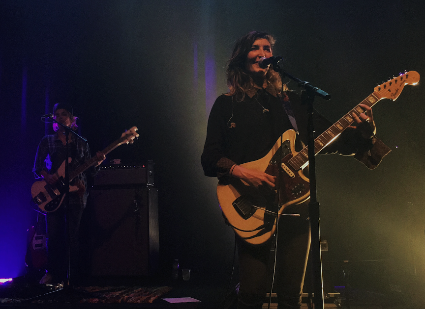 Concert review: Warpaint at the 9:30 Club