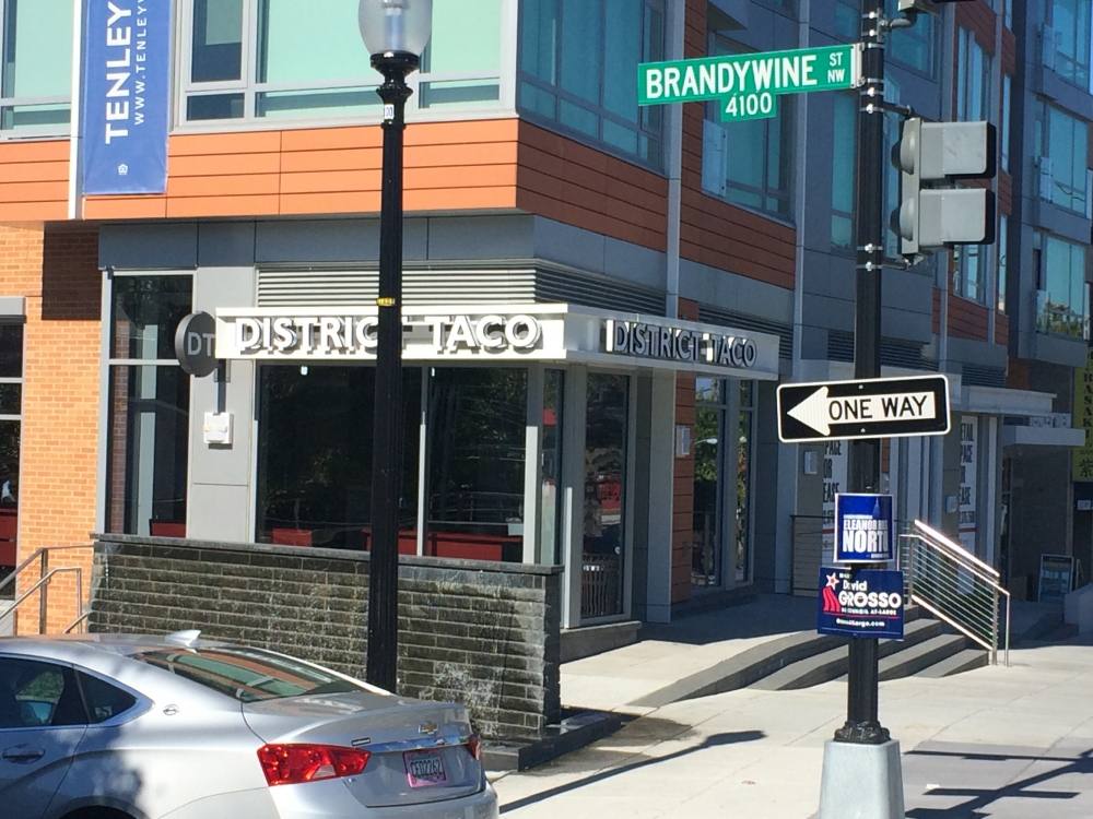 District Taco opens Tenleytown location