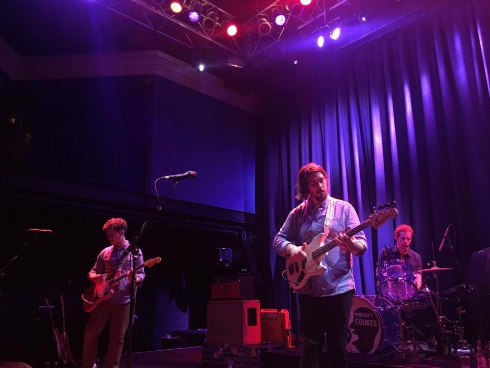 Concert Review: Parquet Courts